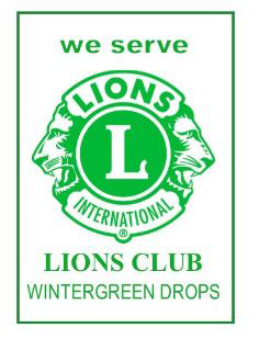Lion Mint Drops - Wintergreen (Box)