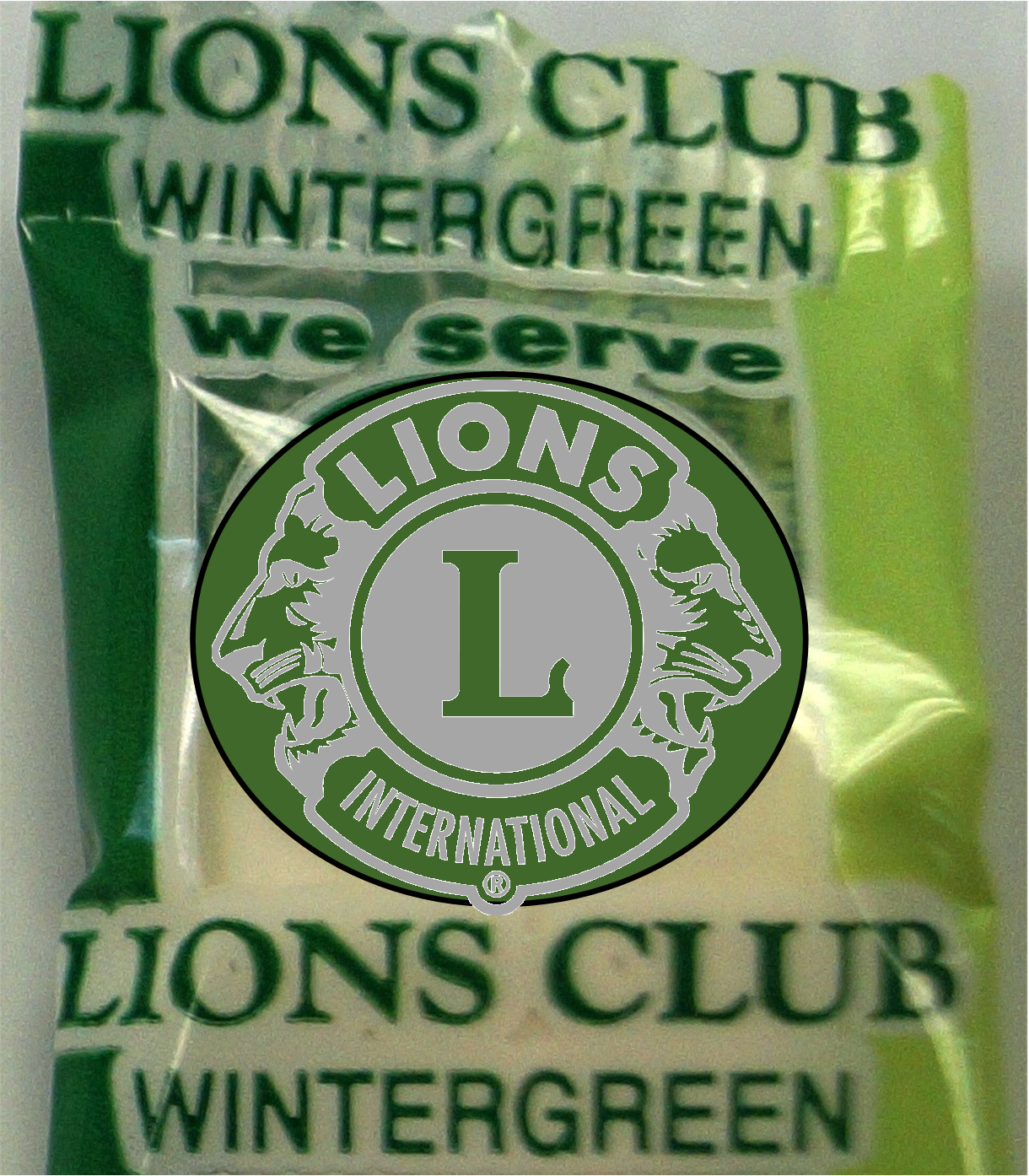Lion Mints Drops Wintergreen (Box)